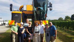 Harvester-Machine-in-the-Marlborough-Wine-Country