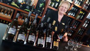 Anne-a-charming-wine-host-at-Sileni-Wines