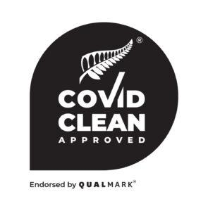 we are covid clean approved